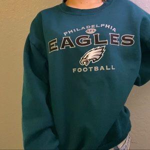 NFL PHILADELPHIA EAGLES SWEATSHIRT